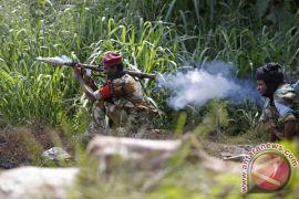 Prancis mulai kurangi pasukannya di Republik Afrika Tengah