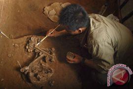 Peneliti temukan alat tulang prasejarah di Mamberamo