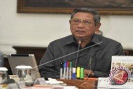 Presiden Terima Pengurus PGI dan KWI