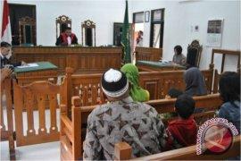 PN Gelar Sidang Pra Peradilan Kapolres Bangka