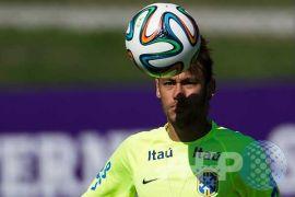 Neymar menuju pemulihan pascaoperasi