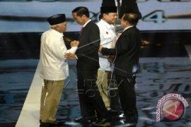 SBY Sampaikan Pesan Untuk Prabowo dan Jokowi