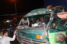 Kecelakaan beruntun di Puncak, dua pengendara tewas
