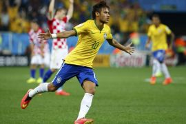 Brasil kubur harapan Chile berlaga pada Piala Dunia
