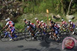 Mehrbaniazar kuasai tanjakan terberat Tour de Singkarak