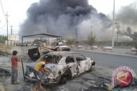 "Media Suriah tuduh serangan militan di Irak ""terorisme Arab Saudi"""