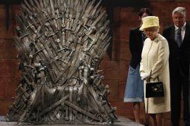 """Bintang """"Game of Thrones"""" muncul dalam koleksi prangko baru"""