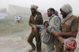 Empat tentara Pakistan  tewas akibat ledakan pinggir jalan