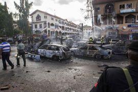 Satu ledakan lagi di Pasar Nigeria tewaskan 15 orang