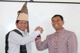 Bupati Semarang Kunjungi Simalungun