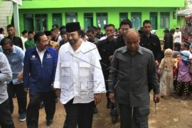 Surya Paloh Kunjungi Pesantren Di Banten