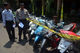 Operasi Patuh Lodaya Sukabumi Sita 40 Motor