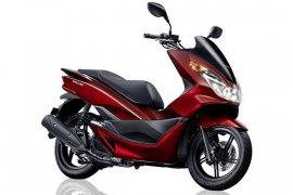 All New PCX Skutik Baru Produk Honda