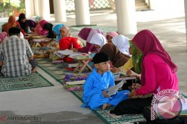 Aktivitas Santri Ramadhan