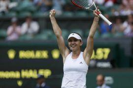 Simona Halep juga lolos ke final Australia Terbuka