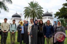 BPS: Kunjungan Wisman ke Aceh Turun