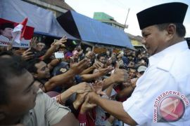 Prabowo Subianto: Tidak ada instruksi Partai Gerindra mobilisasi isu PKI
