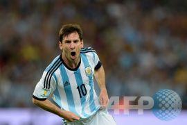 Messi mengamuk, Argentina lolos ke Piala Dunia 2018