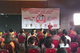 DAD Kalbar: Jokowi-JK Mampu Akomodir Masyarakat Adat