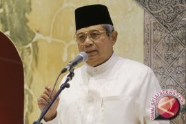 SBY ajak masyarakat dukung Jokowi perangi narkoba dan korupsi