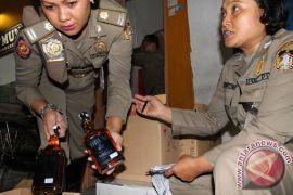 Satpol PP Tangerang temukan penjual minuman keras pada awal Ramadhan