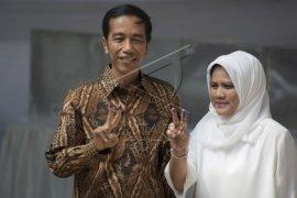 Megawati: Jokowi-JK Terpilih Sebagai Presiden-Wapres Versi Hitung Cepat