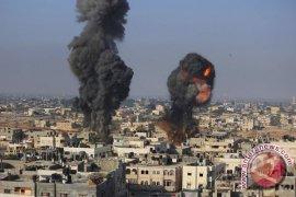 Serangan Israel bunuh tujuh warga Palestina di Jalur Gaza