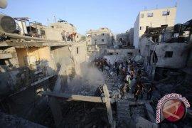 Korban tewas tambah jadi 200 setelah serangan baru Israel
