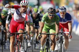 Demare raih kemenangan pertama etape Tour de France
