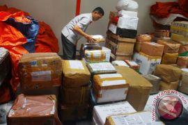 Jasa pengiriman barang melonjak jelang Lebaran