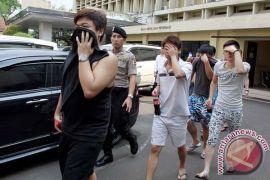 Polisi Surakarta amankan sembilan WNA tanpa dokumen