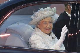 Ratu Inggris kejutkan tamu London Fashion Week