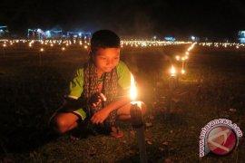 Tilango Pusat Festival Tumbilotohe Kabupaten Gorontalo