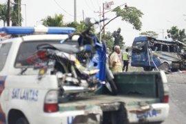 Kasus Kecelakaan di Wilayah Polres Magetan Menigkat