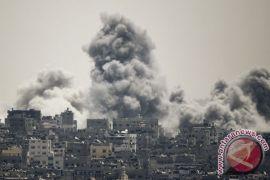 Dua orang Palestina tewas dalam bentrokan dengan tentara Israel