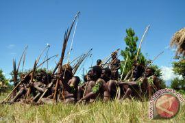 Kemah Hutan Papua suarakan perlindungan hutan adat