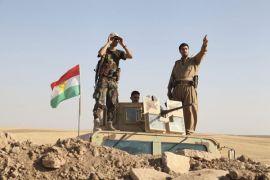 Diserang di Kirkuk, Kurdi ancam balas serang Irak