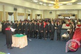 Pelantikan Anggota DPRD Gorontalo Dari PBB Ditunda