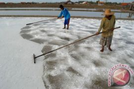 Petani garam sampaikan keluhan HPP ke pemprov