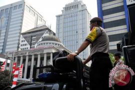 Jelang putusan MK, massa dari luar Jakarta akan dirazia