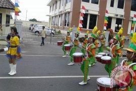189 Regu Peserta Karnaval Meriahkan Pawai Pembangunan