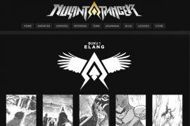 Nusantaranger, pahlawan super baru Indonesia