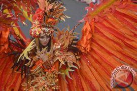 Jember Fashion Carnaval ramaikan peringatan Kemerdekaan RI