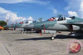 Pesawat tempur TNI AU ditempatkan permanen di Kupang pada 2022
