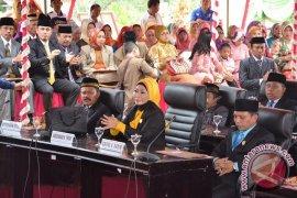 Pelantikan DPRD Gorontalo Utara Diawali Penandatanganan KUA-PPAS