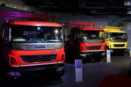 Tata Prima Truck dan Nexon SUV Concept hadir di IIMS