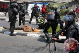 Polresta Bekasi Bentuk Tim Antiteror