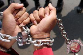 Polisi bekuk perempuan penyelundup narkoba ke Rutan Polda