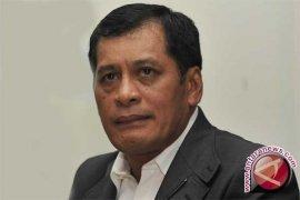 Nurdin Halid Pimpinan Sementara Munas Golkar