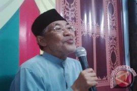 Ketua MPU Aceh Muslim Ibrahim wafat